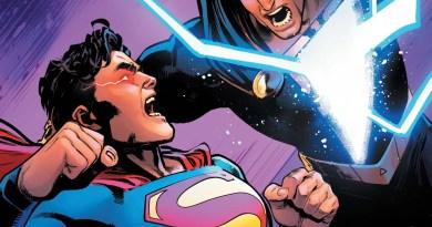 Preview! Liga da Justiça #60! Adão Negro x Superman!