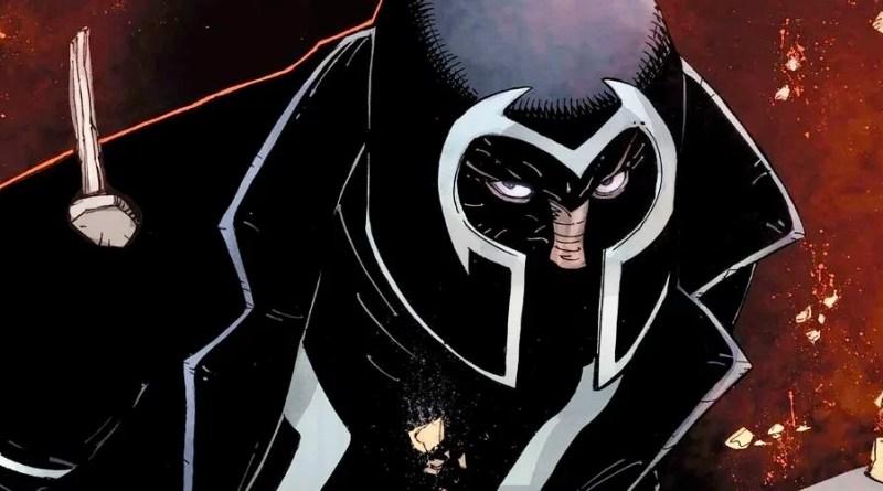 Magneto! O retorno de um vilão!