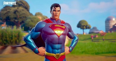 Superman invade o Fortnite!