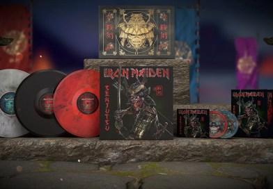 Iron Maiden Anuncia Título e Data de Lançamento de Novo Álbum: Senjutsu!