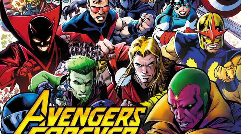 Vingadores Eternamente! Heróis do Multiverso!
