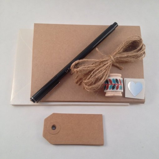 DIY Stationery Kit by PS Paper Shoppe | DIY Cards and Other Craft Kits at Pop Shop America