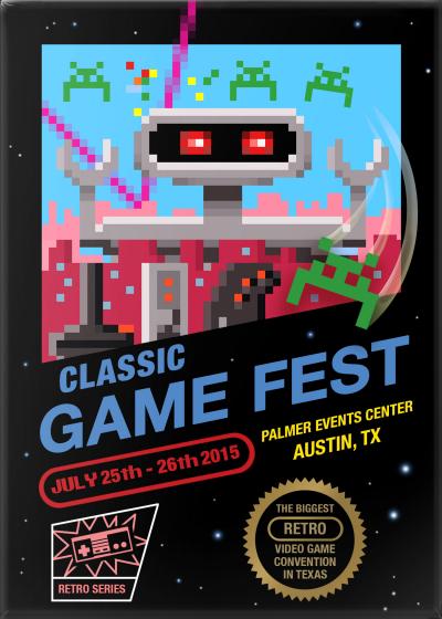 Classic Game Fest 2015