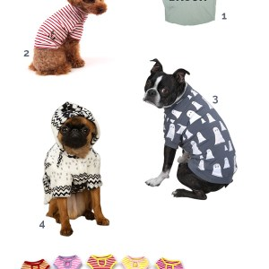cutest dog clothes | handmade dog clothes available on etsy | blog post at pop shop america a festival of handmade