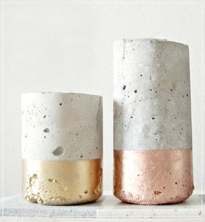 Concrete Vases Craft Workshop Houston Pop Shop America Pop Shop