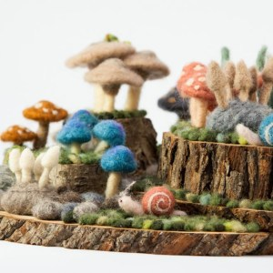 The Felted Wonderland of Once Again Sam Etsy Shop