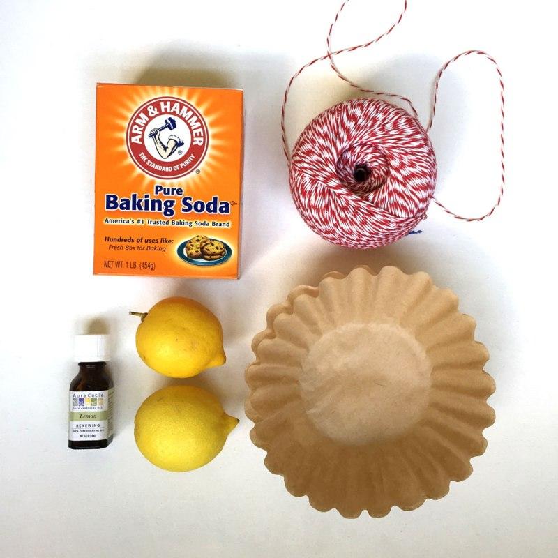 supplies-to-make-a-diy-lemon-refrigerator-refresher