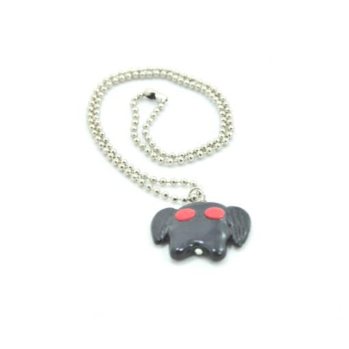 Kawaii Cthulhu Necklace