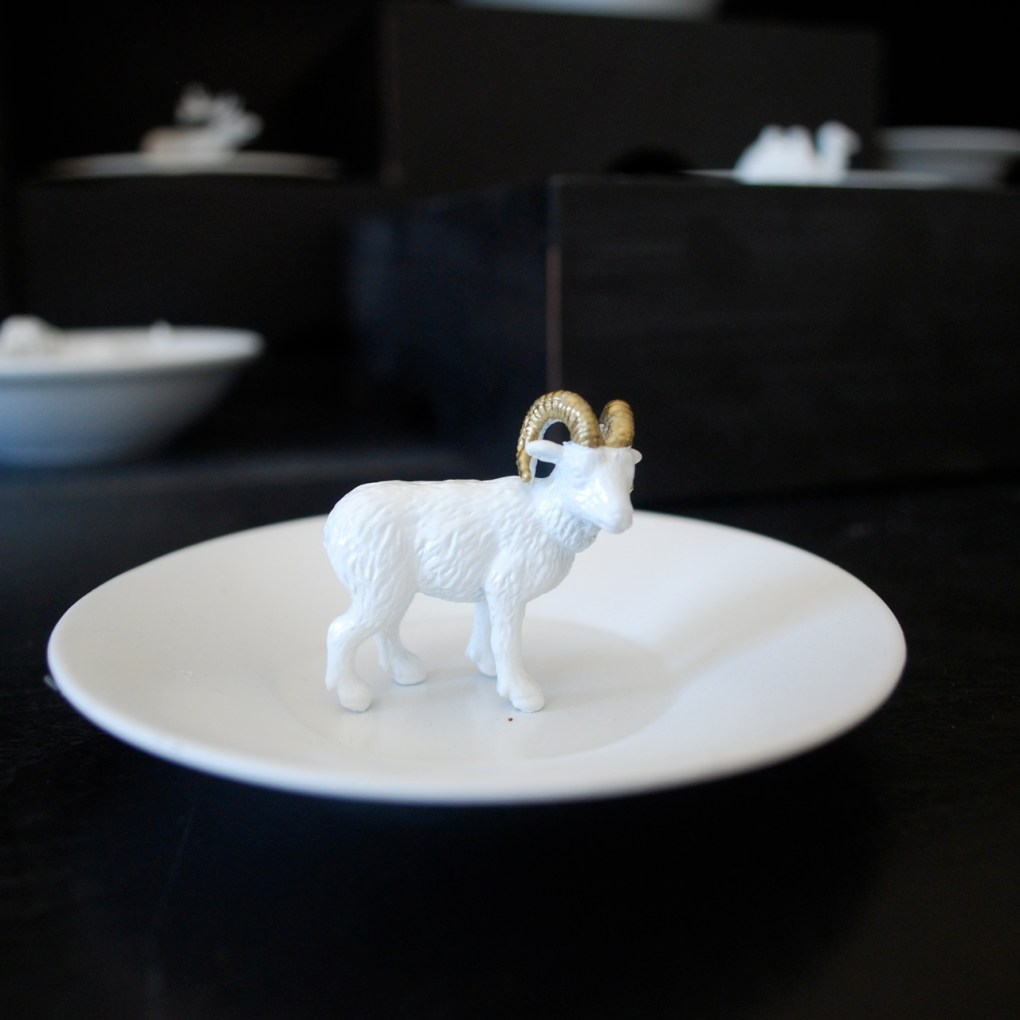 Gilded Animal Ring Dish - Pop Shop America