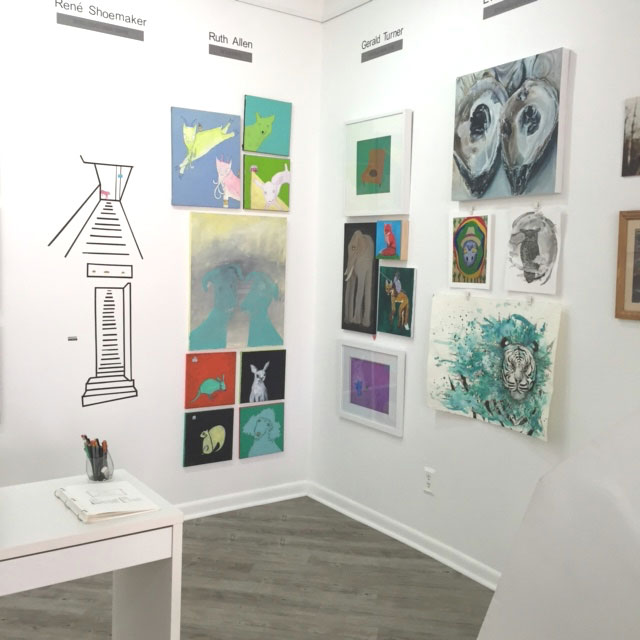 Gallery at KA Artist Shop