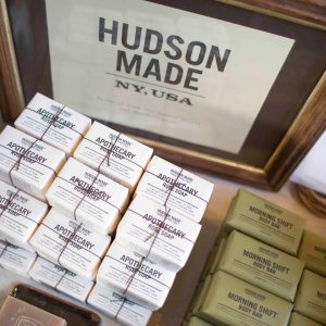 hudson made soap hudson river exchange craft fair