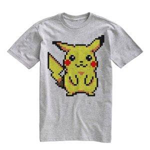 pikachu pokemon t-shirt pop shop america blog