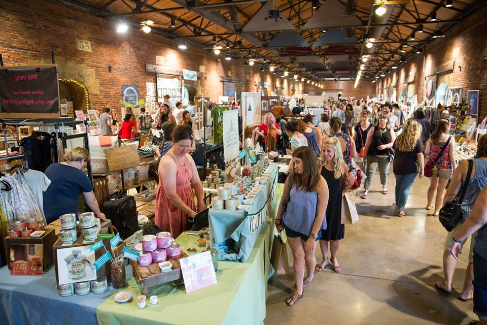 summer ice - indie craft experience atlanta art market