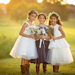 flower girl dresses by monbebe lagos