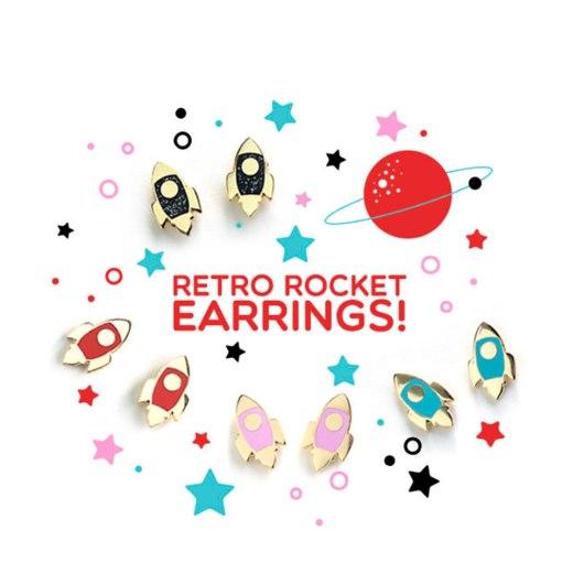 retro-rocket-stud-earrings-in-22k-gold