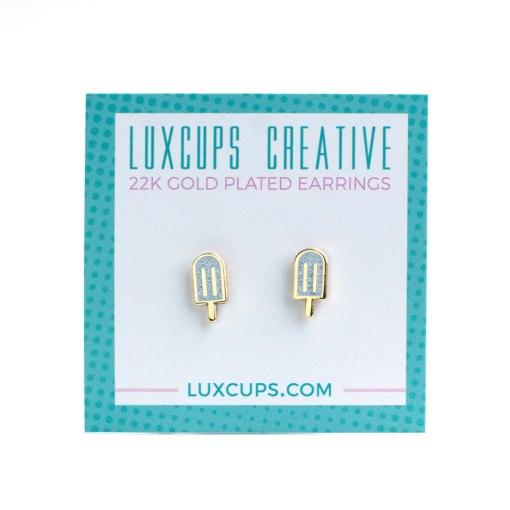 white-glitter-popsicle-earrings-22k-gold-studs