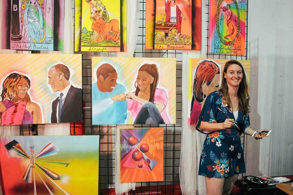 Lindsay Burck_ Pop Shop Vendor Image