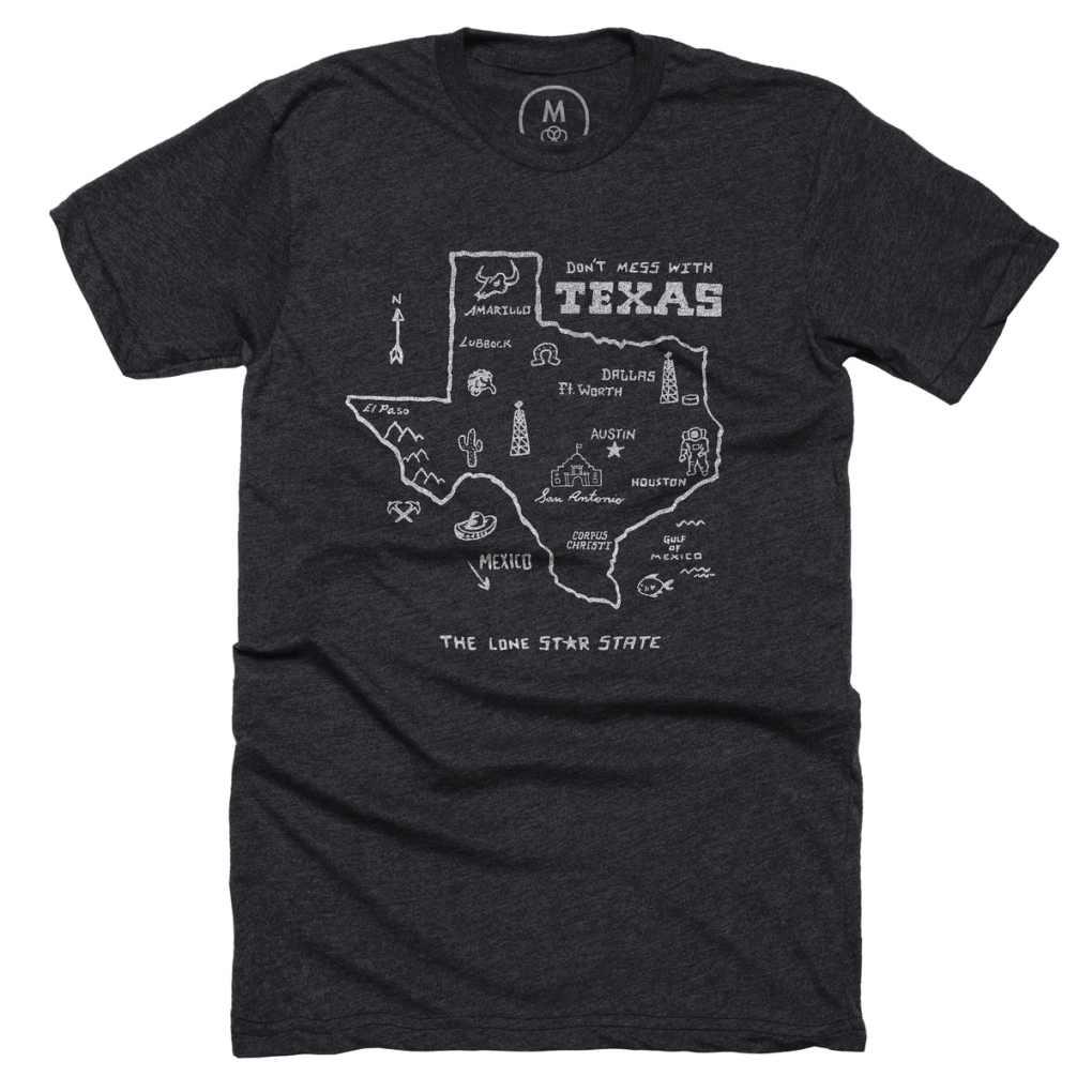 houston spca charity t shirt - handmade goods pop shop america