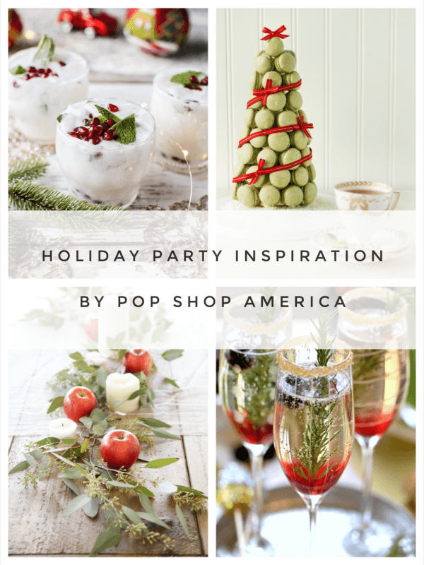 holiday party inspiration pop shop america diy blog