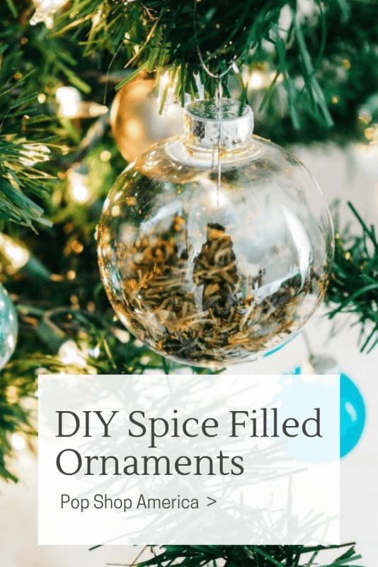 diy spice filled ornaments pop shop america