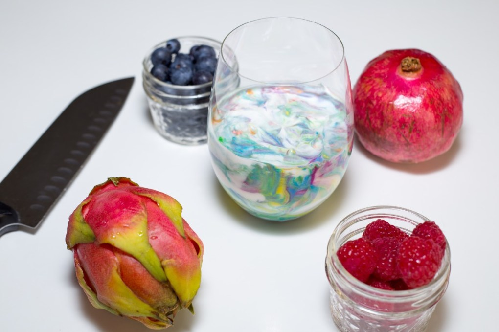 ingredients-homemade-rainbow-unicorn-fruit-parfaits-recipe