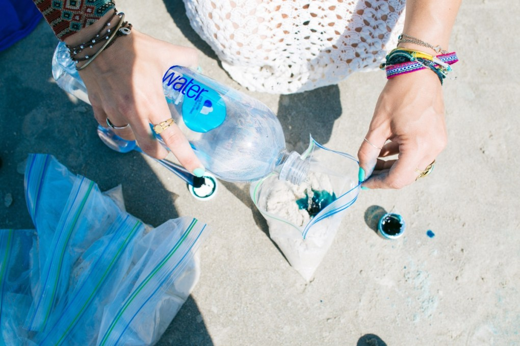 add-water-to-make-diy-colored-sand
