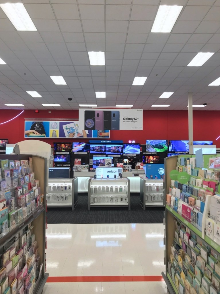 samsung galaxy s9 at target pop shop america