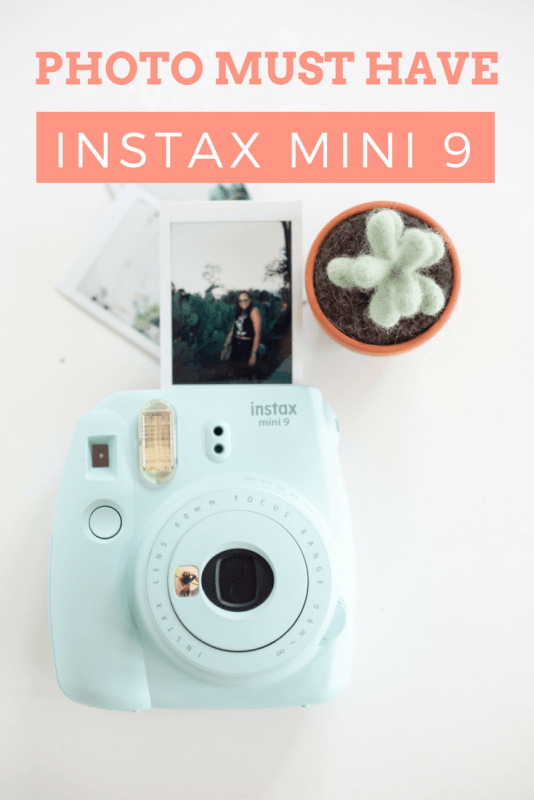 best photo blogging tool instax mini 9 polaroid camera