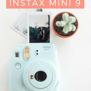 best photo blogging tool instax mini 9 polaroid camera