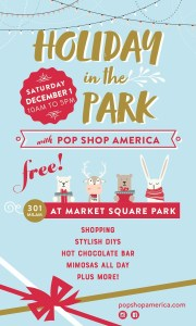 shop local shop small holiday markets houston pop shop america