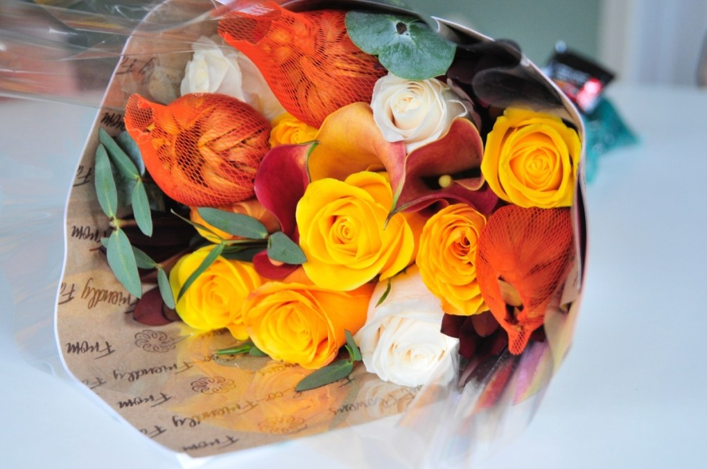 details of shipped to your door bouquet by enjoy flowers