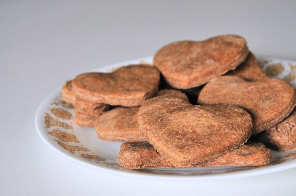 homemade easy peanut butter dog treats