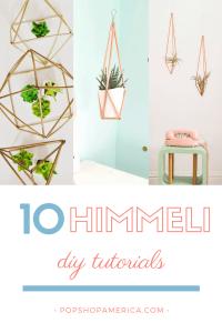10 diy himmeli tutorials pop shop america