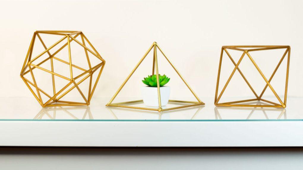 Gold-Painted-Himmeli-Decor-DIY-Lily-Rose-Blog