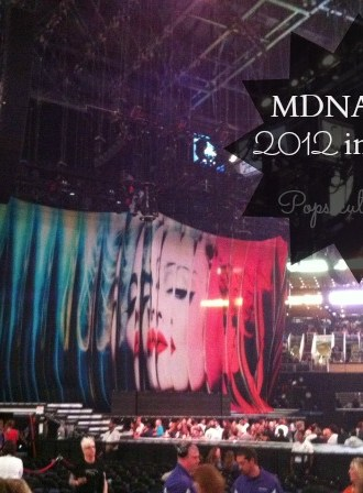 MDNA Tour 2012 in Phoenix