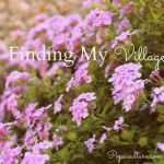 Finding My Village