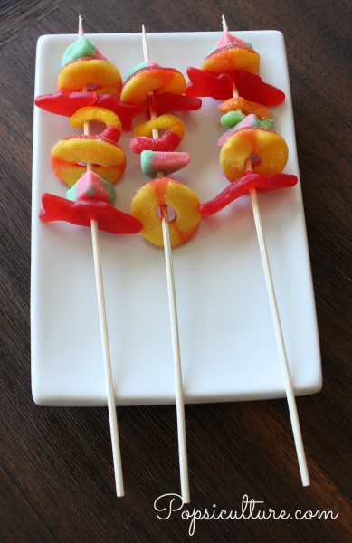 Candy Kabobs