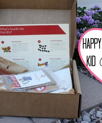 Happy Heart Kid Grit Kit