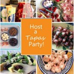Host a Tapas Party
