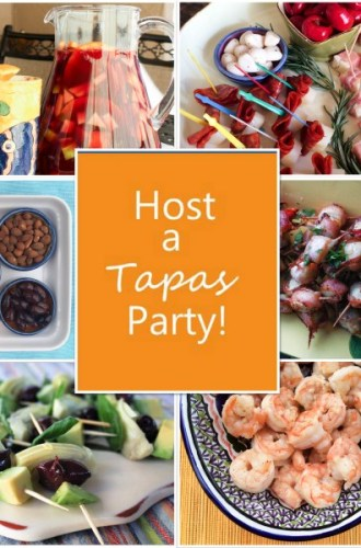 Host a Tapas Party