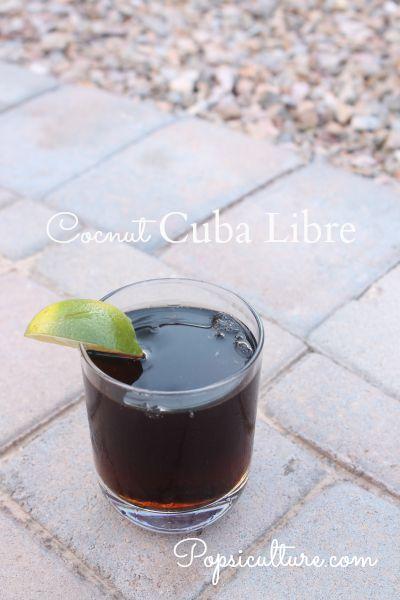 Coconut Cuba Libre