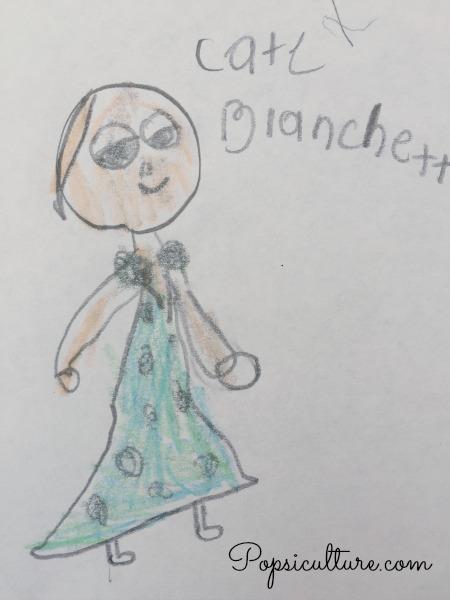 Cate Blanchett Oscars 2016