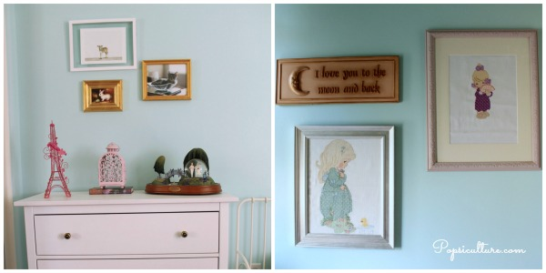 Girls Room Makeover Artwork