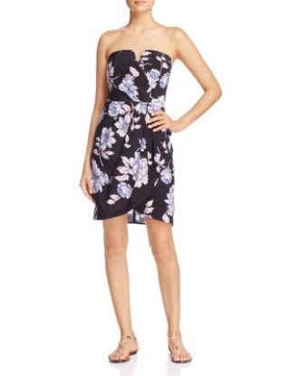 Yumi Kim Date Night Floral Print Dress