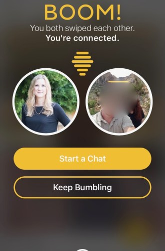 Bumble Brags Part 2 – Or Three's Company