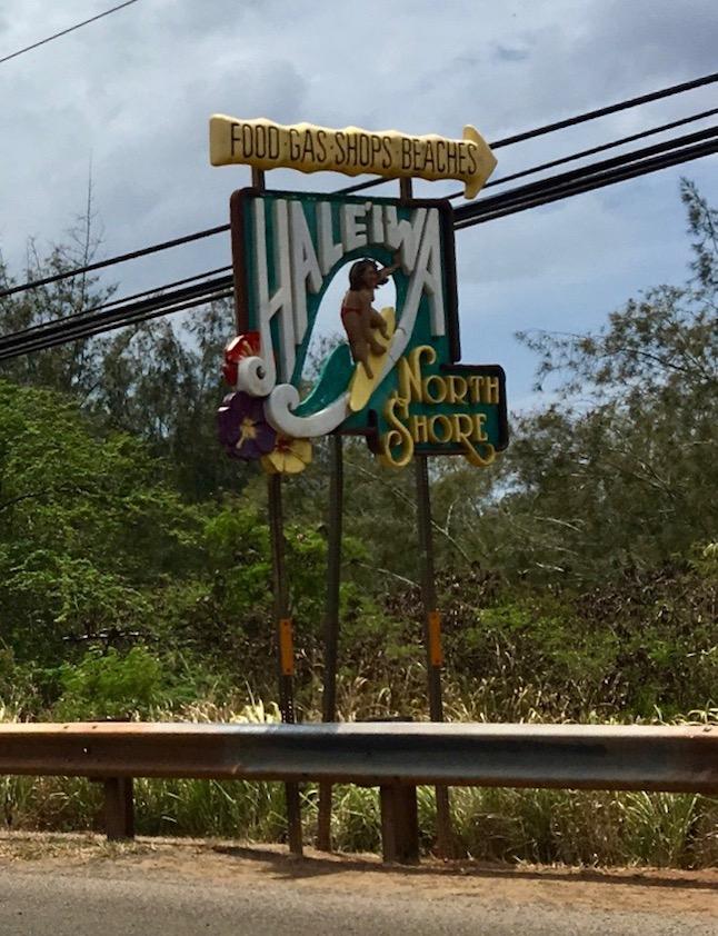 Haleiwa Oahu Hawaii