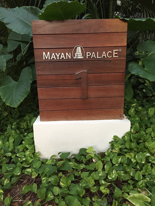 Mayan Palace Mexico Riviera Maya