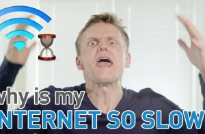 Why is my phone so slow on the internet