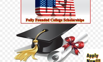 Fully Founded College Scholarships