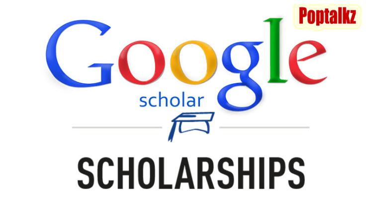 Google Scholarship recipients
